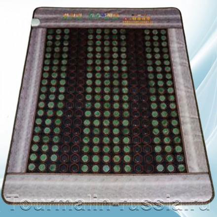 """Турмалиново-нефритовый мат 120*190 см электрический """"SG-212"""""""